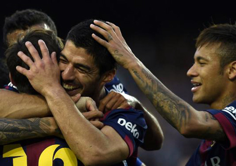 Барселона – Хетафе – 6:0. Видеообзор игры