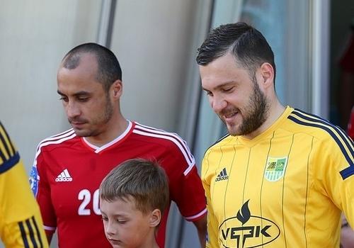 П. ПАШАЕВ: «Желание играть за Азербайджан у меня не пропало»