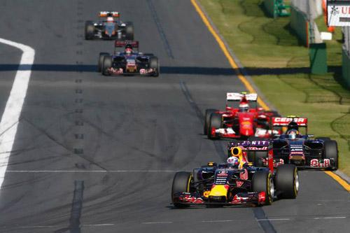 Сезон Ф1 2016 года стартует в апреле
