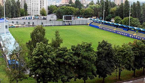 Матч Олимпик - Динамо перенесен на стадион Динамо?