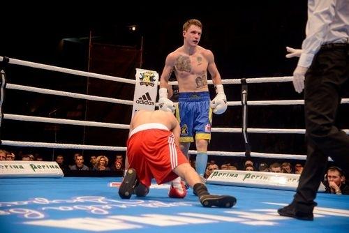 «Через год Ищенко может проводить серьезные бои среди профи»