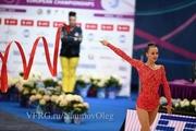 Анна Ризатдинова комментирует свое выступление на ЧЕ
