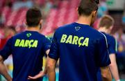 Барселона Алуспорт: либо полный провал, либо чемпионство