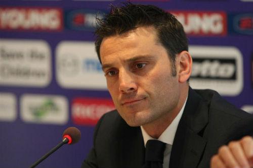 Винченцо МОНТЕЛЛА: «Верю, что мы можем отыграться»