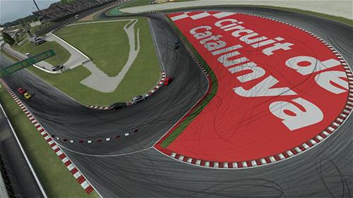 Формула 1: гонка на обновленной технике