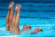 Украинские синхронистки завоевали лицензию на Олимпиаду
