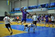 В Запорожье стартовал «Финал четырех» гандбольного КУ