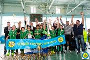 Шкільна футзальна ліга України визначила перших переможців