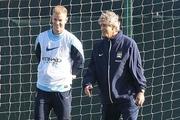 Мануэль ПЕЛЛЕГРИНИ: «Джо Харт - вратарь номер один в Англии»