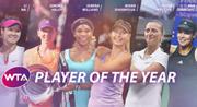 WTA назвала номинантов на звание Теннисистки года