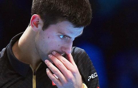 Джокович в финале итогового турнира ATP