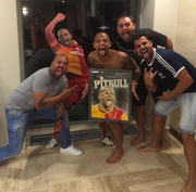 Фелипе Мело круто отметил чемпионство + ВИДЕО