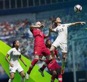 В FIFA 16 впервые появятся женские сборные команды
