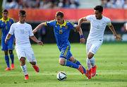 ЧМ U20: Украина и Новая Зеландия стартовали с нулевой ничьей