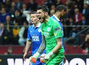 Рома рассматривает возможность приобретения вратаря Днепра