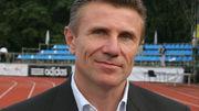 Сергей Бубка - официальный кандидат на пост президента ИААФ