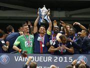 Гол Кавани принес ПСЖ победу в финале Кубка Франции