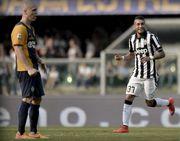Ювентус не смог обыграть Верону, Милан одолел Аталанту