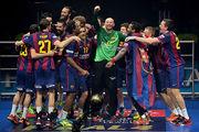Барселона выигрывает восьмой титул победителя гандбольной ЛЧ