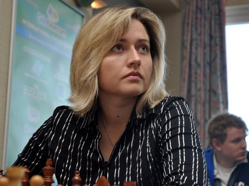 Наталья Жукова - чемпионка Европы по шахматам!