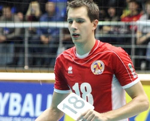 Ян Ерещенко стал игроком команды «Газпром-Югра»
