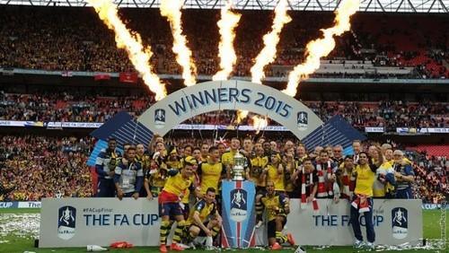 Финал кубка англии арсенал астон вилла