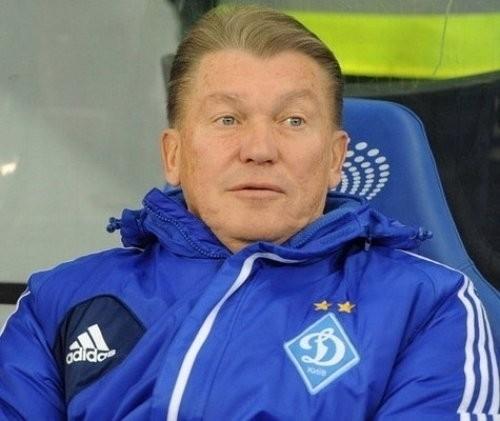 Олег БЛОХИН: «Не хочу себя хвалить»