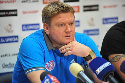 Экс-главком Мотора подписал контракт с чемпионом Беларуси
