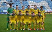 Сборная Украины U-21 разгромно проиграла Чехии