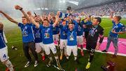 Лех выиграл чемпионат Польши!