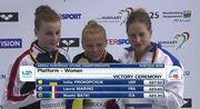 Юлия Прокопчук выигрывает ЧЕ и лицензию на Игры в Рио