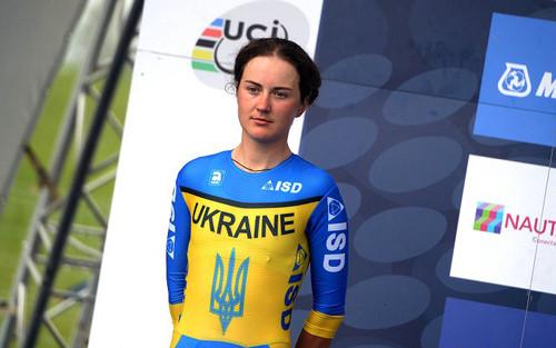 Анна СОЛОВЕЙ: «Сейчас у меня 12 велосипедов»