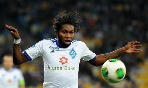 Мбокани принес Динамо победу на Колосом
