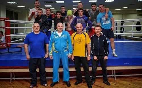 Определился состав сборной Украины на турнире в Румынии