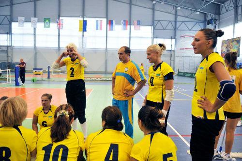 Сборная Украины может сыграть с командой России на Евро-2015