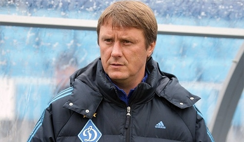 Хацкевич возглавит сборную Беларуси