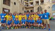 Сергей Бубка посетил украинских спортсменов в Баку
