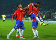 Чили побеждает Эквадор в дебютном матче Кубка Америки