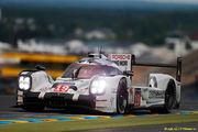 Хюлкенберг на Porsche выиграл 24 часа Ле-Мана