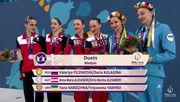 Нарежная и Яхно берут «бронзу» Европейских игр!