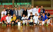 Теласи впервые выиграл чемпионат Грузии по футзалу