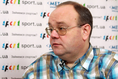 Артем ФРАНКОВ: «Наша сборная сильнее ничуть не стала»