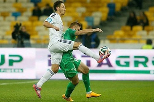 Сергей РЫБАЛКА: «Подписал бы с Динамо пожизненный контракт»