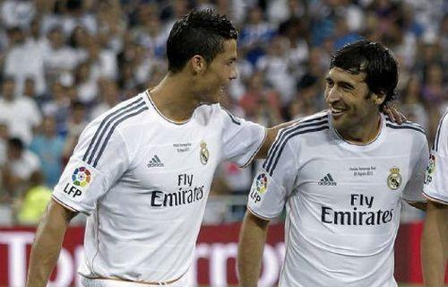 РАУЛЬ: Роналду сделал для Реала за 6 лет больше, чем я за 20