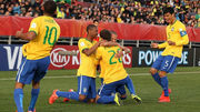 Бразилия U-20 - Сенегал U-20 - 5:0. Видеообзор поединка