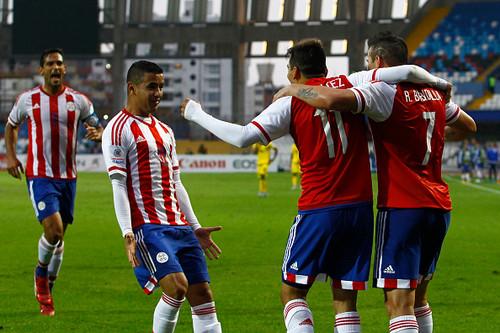 Парагвай — Ямайка. Видеообзор матча