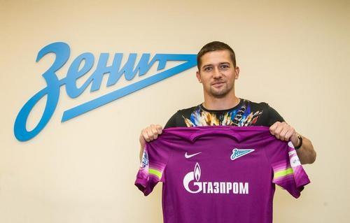 Кержаков вернулся в Зенит