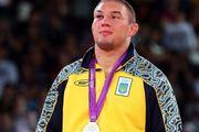 Валерий Андрейцев - бронзовый призер Европейских игр