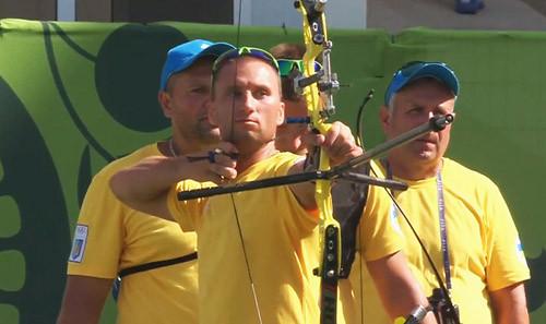 Украинские лучники - лучшие в Европе!
