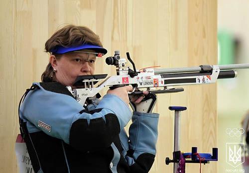 Наталья Кальныш пробилась в финал соревнований по стрельбе